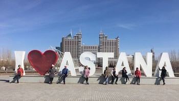 Nur-Sultan Sightseeing AM Tour
