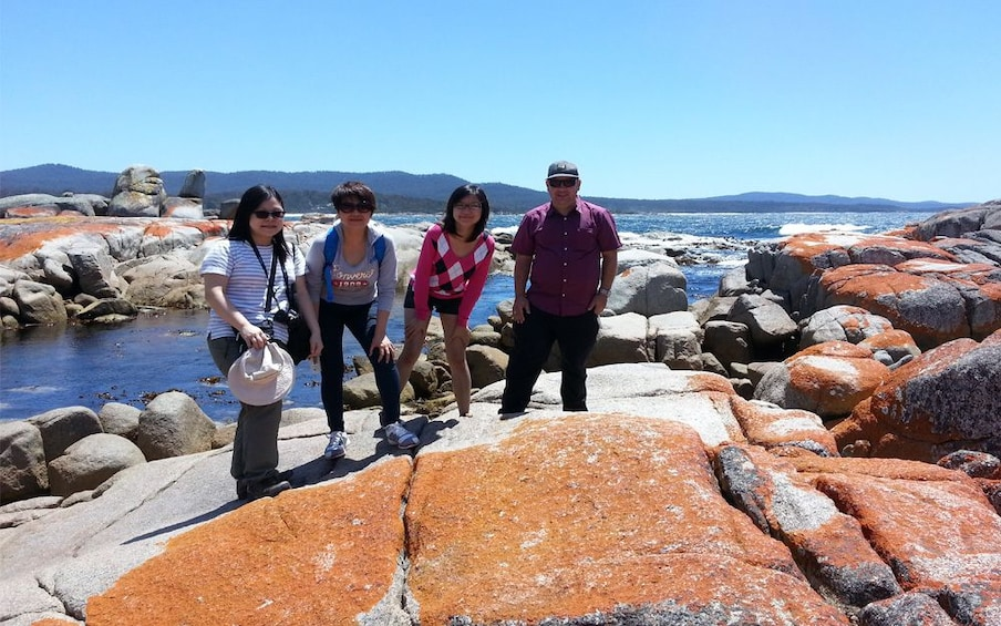 Show item 5 of 10. Bay of Fires Day Tour