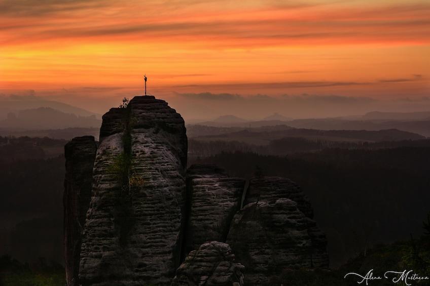 Best of Bohemian Saxon Switzerland from Prague- Hiking Tour