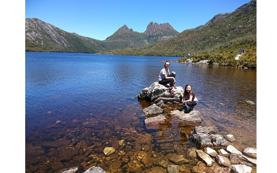 Show item 4 of 10. Cradle Mountain Day Tour