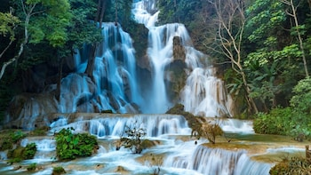 Full Day Kuang Si Waterfall Adventure