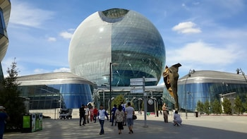 Nur-Sultan Sightseeing PM Tour