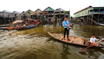 Siem Reap Floating village Experience
