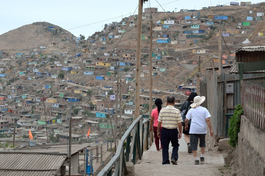 Show item 3 of 5. Half-Day Lima Local Communities Tour