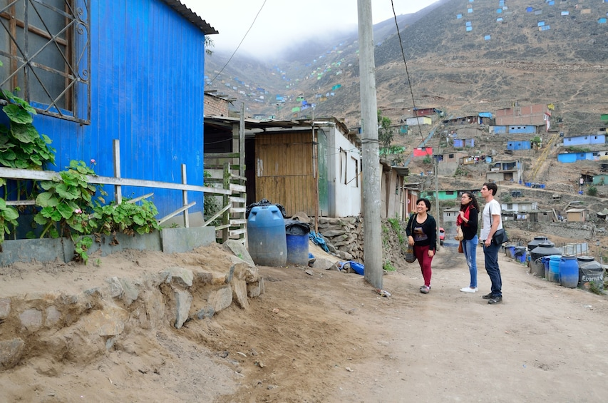 Show item 5 of 5. Half-Day Lima Local Communities Tour