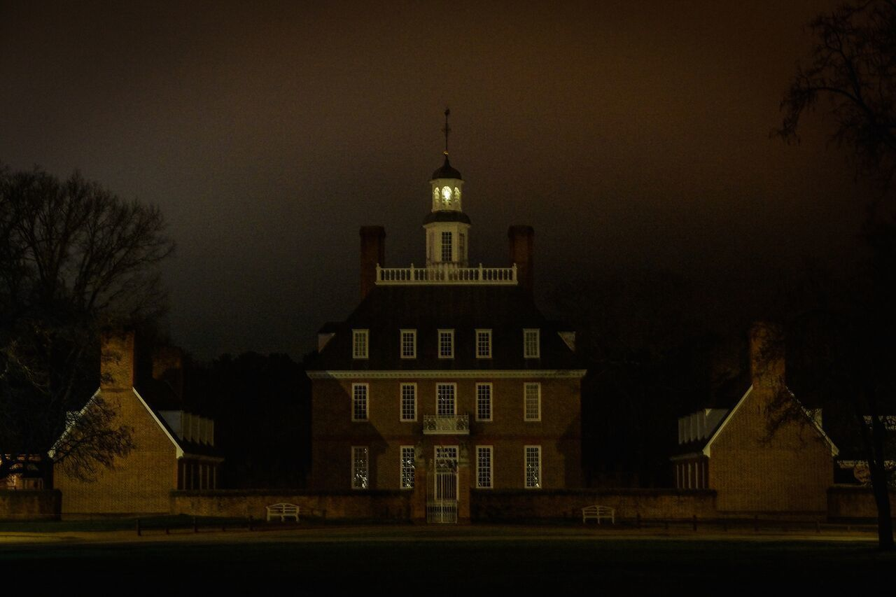 Guided Colonial Ghost Tour