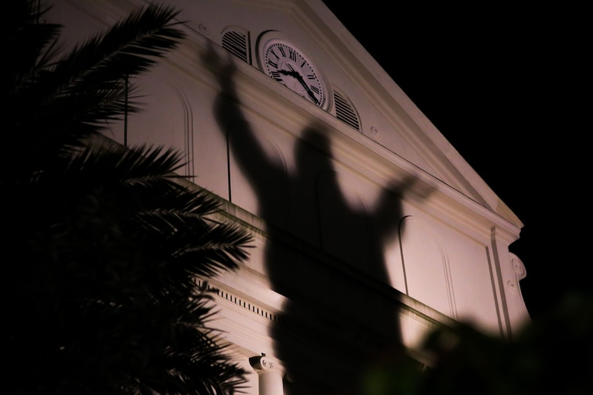 Show item 10 of 10. New Orleans Walking Ghost Tour