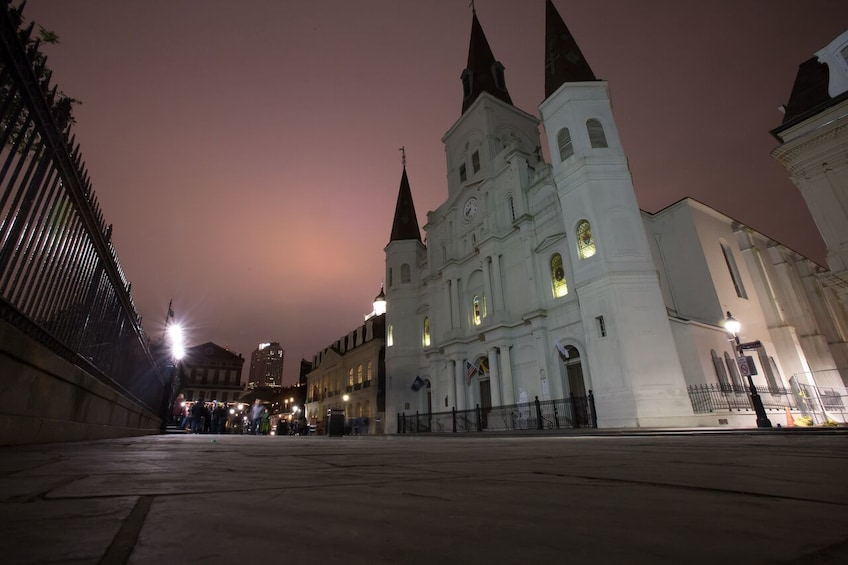 Show item 1 of 10. New Orleans Walking Ghost Tour