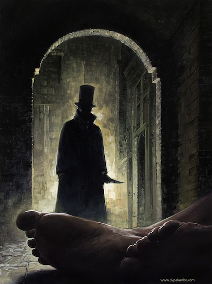 Jack The Ripper tour : Solve The Crime Walking Tour