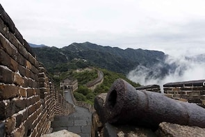 Private Mutianyu Great Wall Day Tour, 3 hours on the Wall!
