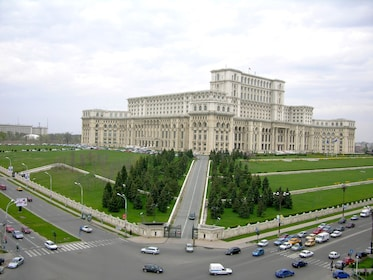 Day view of Bucharest?