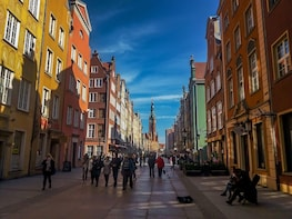Best of Gdansk, Gdynia, Sopot: Private 7-hour TriCity Tour