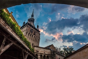 2-Day Transylvania from Bucharest: Brasov, Bran, Sighisoara