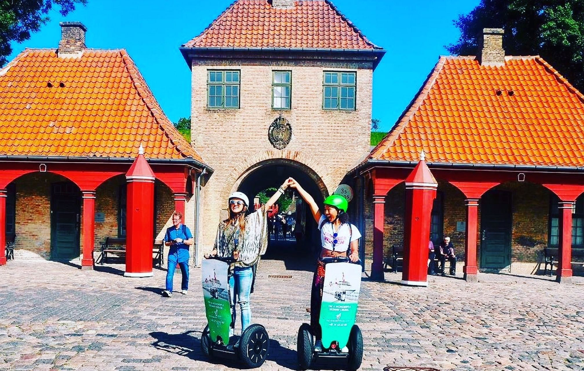 Segway tour of Copenhagen