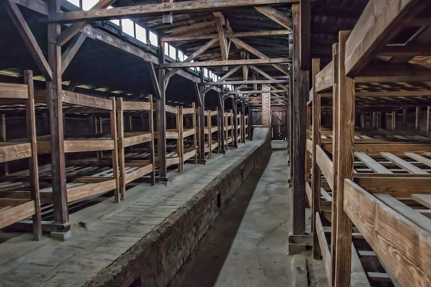 Show item 3 of 9. Auschwitz Birkenau Museum Guided Tour with Hotel Pick Up