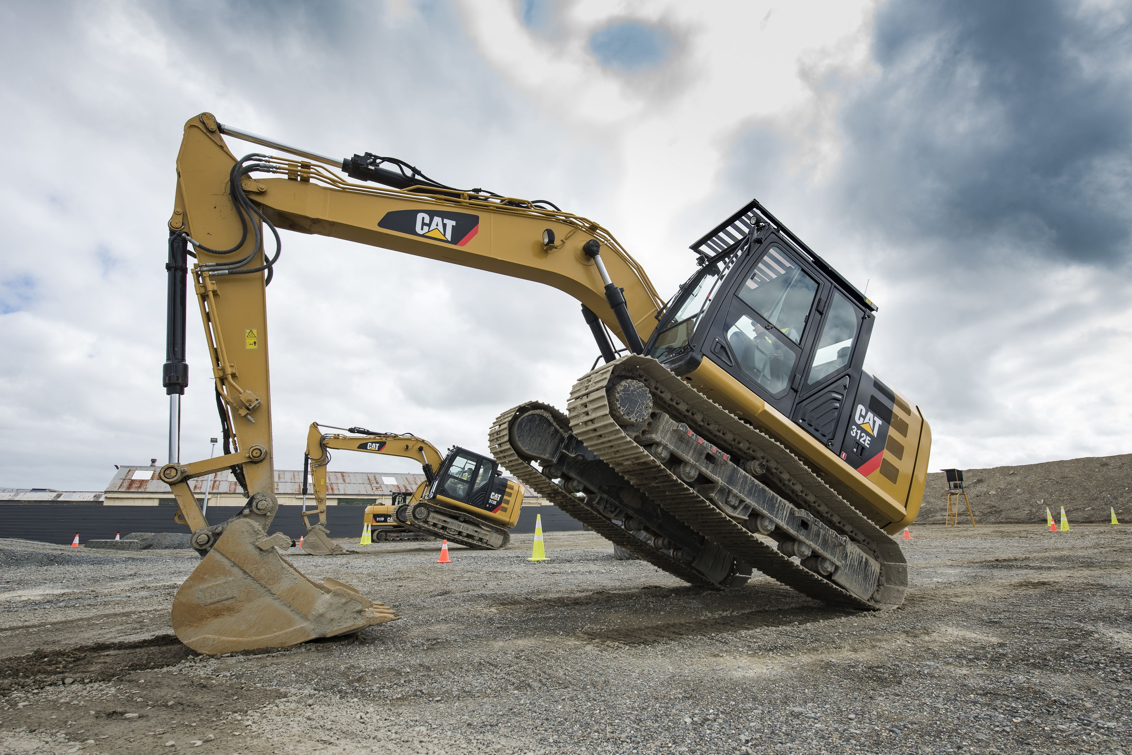Dig This Invercargill - Big Dig Excavator Experience