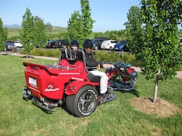 Full Day Yarra Valley & Wineries Motorcycle Trike Tour for 2