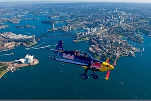 EXTREME Aerobatic Experience in a Stunt Aeroplane