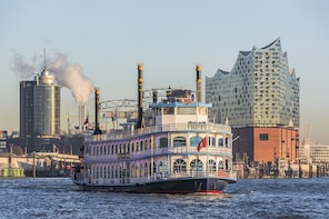 Hamburg Harbour Boat trip (1 hour)