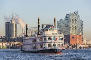 Hamburg Harbour Boat trip (1 hour)