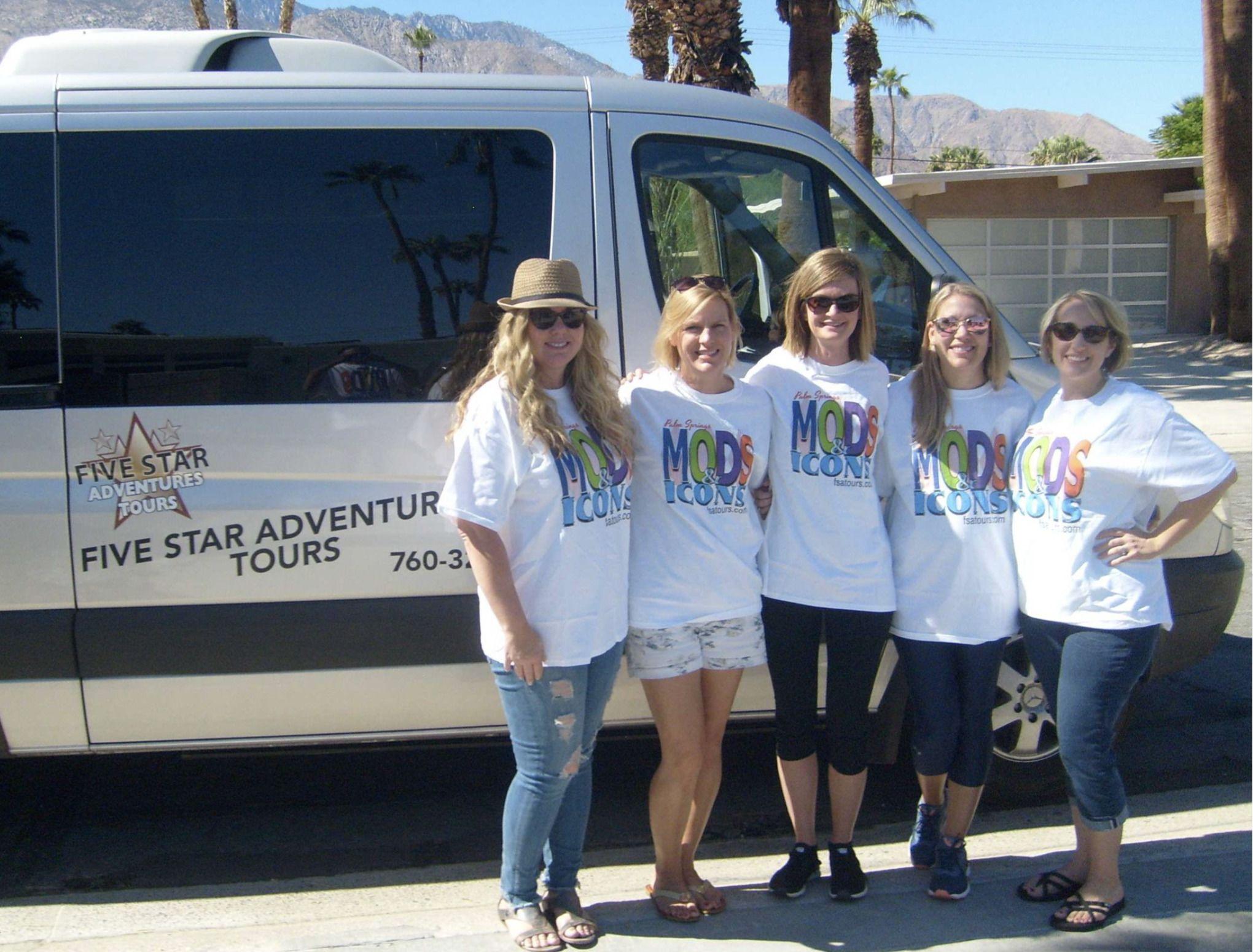MODS & ICONS TOUR
