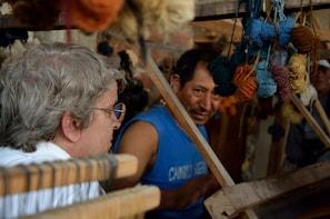Local Artisan and Pachacamac Archaeological site Tour