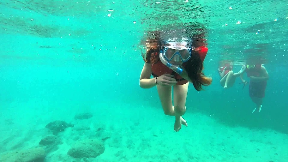 Power Snorkeling with Sea Scooters
