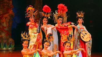3-Hour Xi'an Dumpling Dinner and Tang Dynasty Show