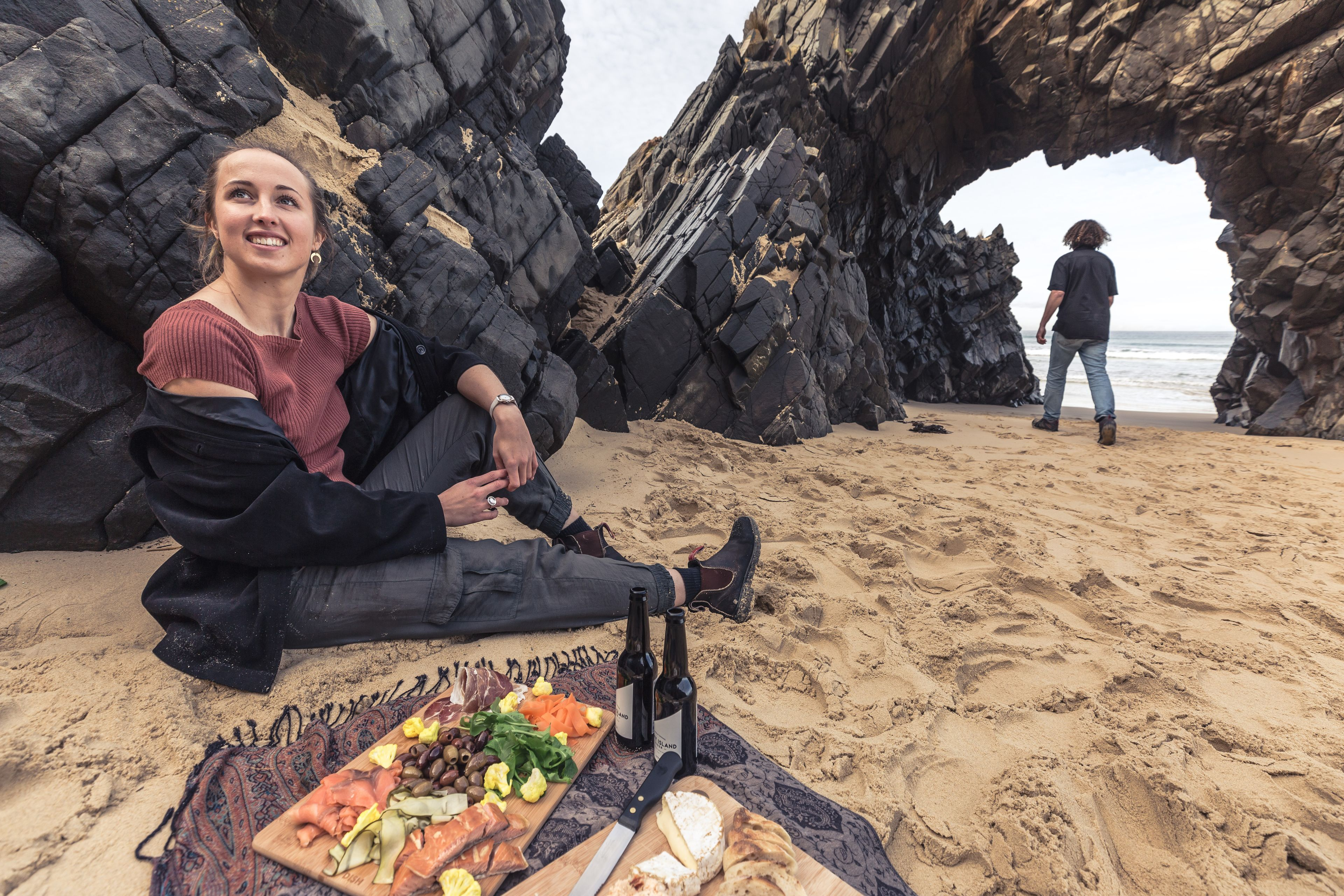 Bruny Island Nature and Bushwalking Tour Including Lunch