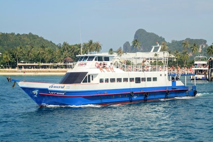 Ferry from Krabi to Koh Phi Phi