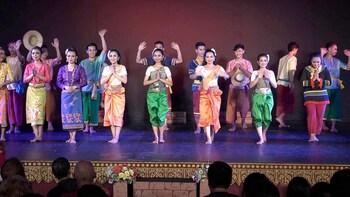 Plae Pakaa Arts Performances in Phnom Penh
