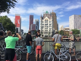 Rotterdam Highlight Bike Tour