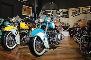 Classic Motorcycle Mecca Museum - General Admission