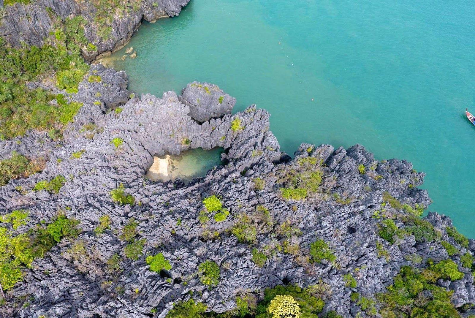 Island Eco Tour to Prasat Hin Pun Yod in Satun UNESCO Global