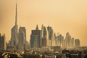 Dubai Skyline Photo Tour a with professional photographer