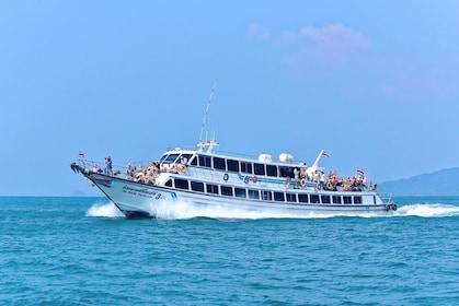 Koh Phi Phi to Railay Beach by Ao Nang Princess Ferry