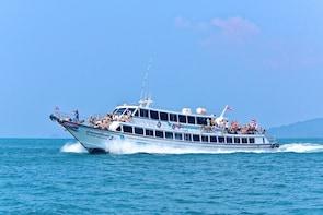 Phuket to Koh Lanta by Ao Nang Princess Ferry via Ao Nang