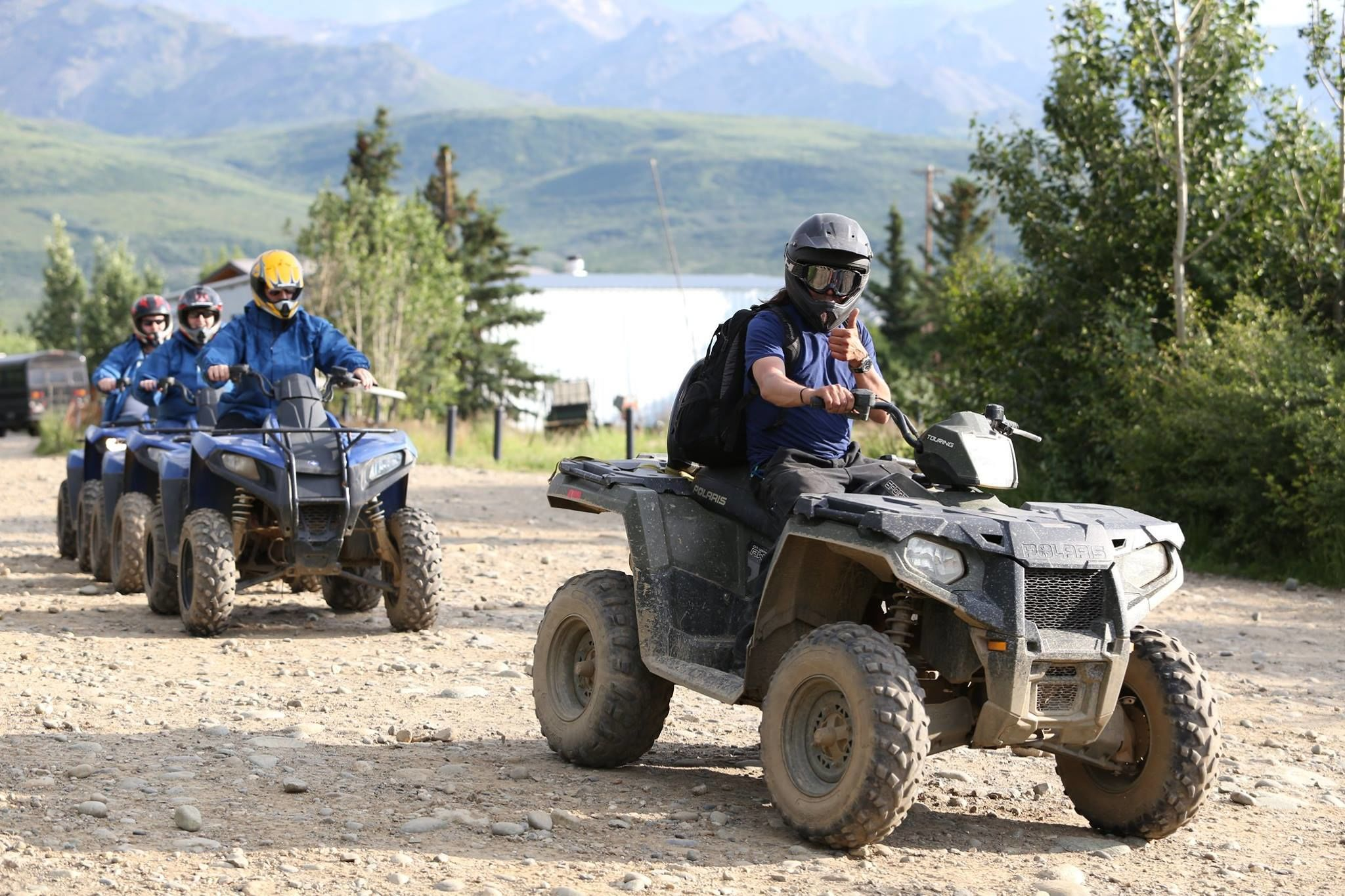 ATV Tour with Backcountry Meal