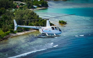 Summit Sensation Scenic Helicopter Flight