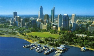 Perth, Kings Park, and Fremantle Sightseeing Tour