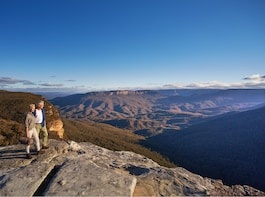 Blue Mountains Sunset & Wilderness Escape Tour with Lunch