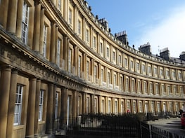 Bath Walking Tour - Private tour with a local guide