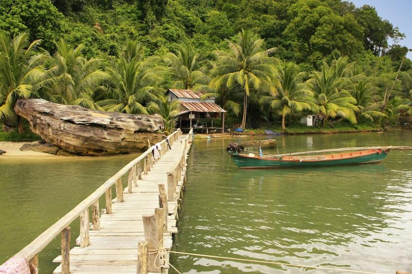 Show item 3 of 10. Full Day Explore Ream National Park - Sihanoukville