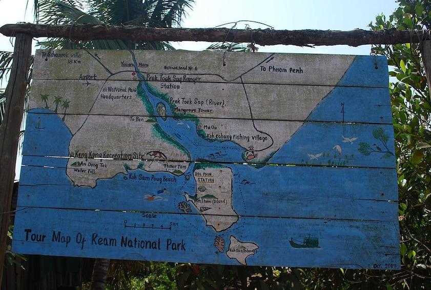 Show item 2 of 10. Full Day Explore Ream National Park - Sihanoukville