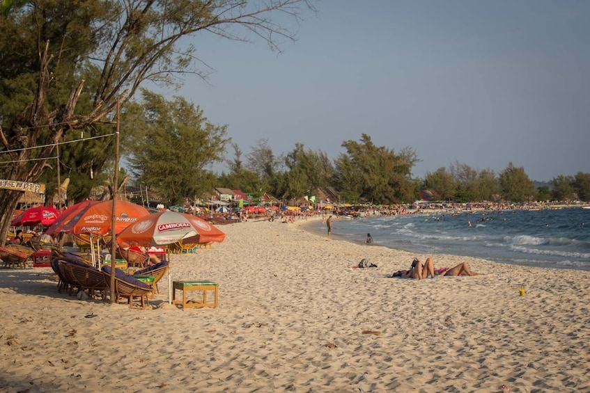 Show item 5 of 10. Sihanoukville's Nearby Islands
