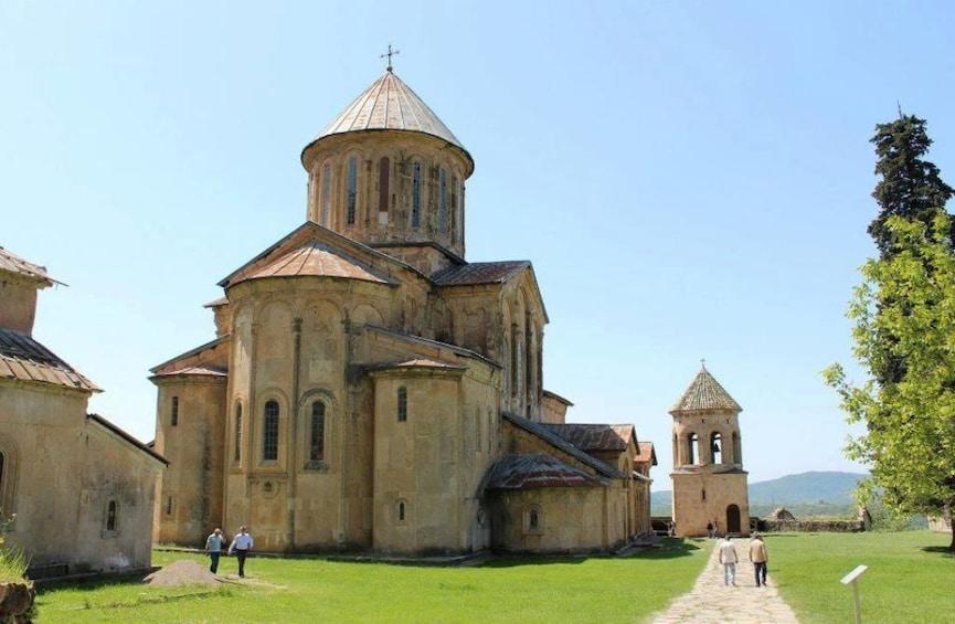 Show item 2 of 4. Monastery in Georgia