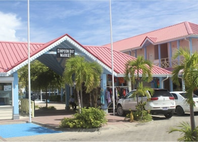 Simpson Bay Market in St Barthelemy