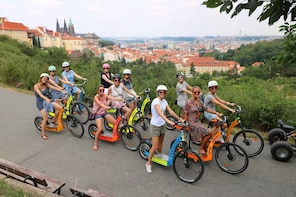 3H of the Private Grand City tour on E-scooter