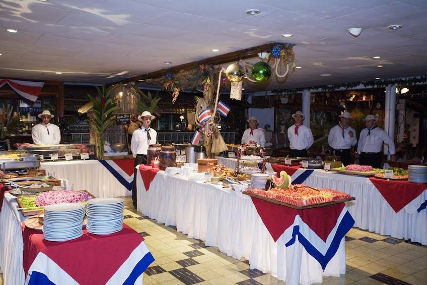 Show item 1 of 10. interior of Restaurante Mirador Ram Luna