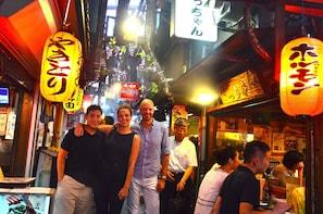 Shinjuku, Golden Gai Food Tour